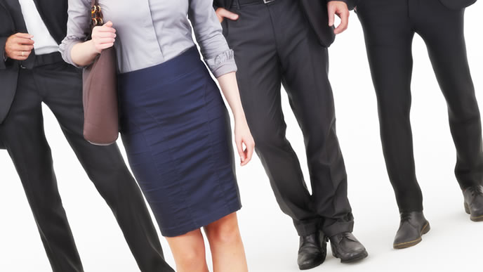 女性への差別がある職場
