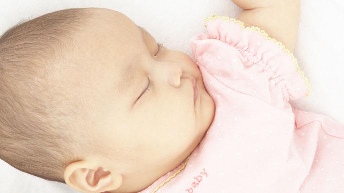新生児~1ヶ月の赤ちゃん