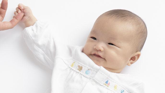 生後4~6ヶ月の赤ちゃん