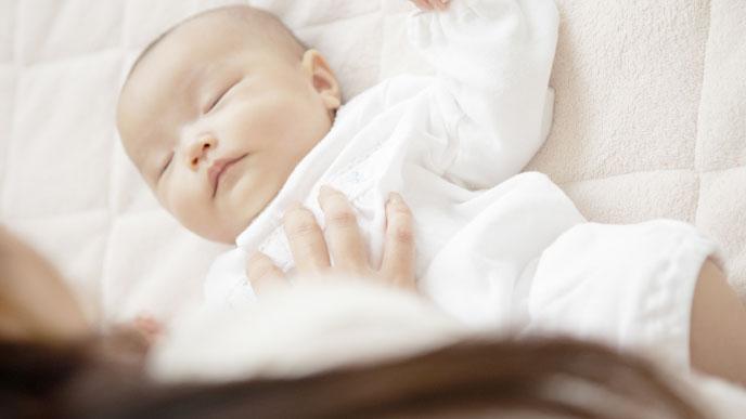 赤ちゃんの起こしかた