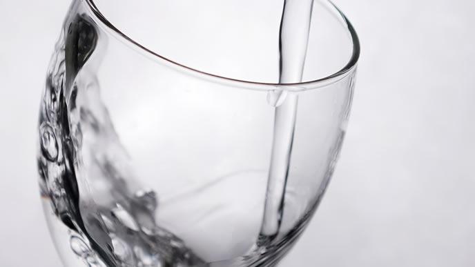 赤ちゃん用の優しいお水