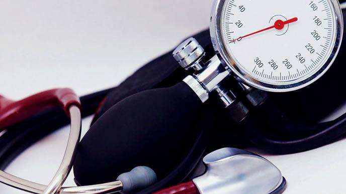 妊婦の血圧を計るための機器