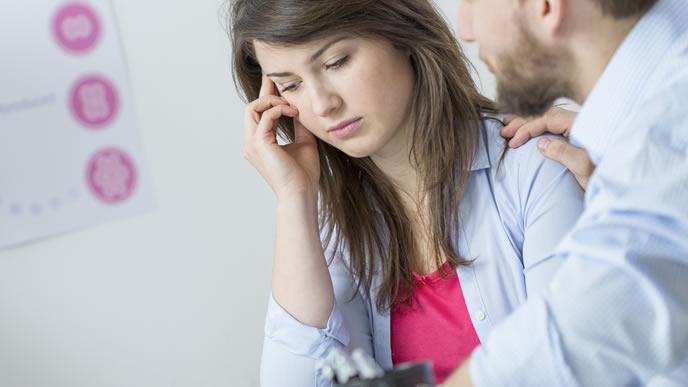 痔の症状を医師に相談するプレママ