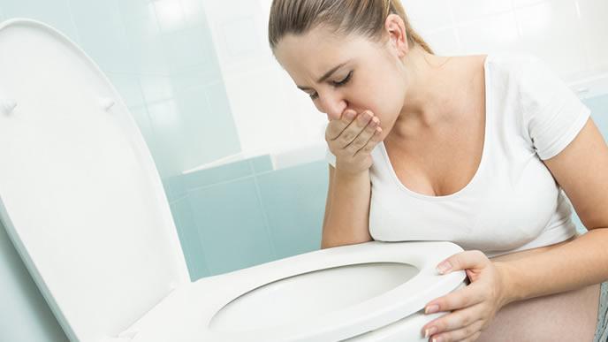 妊娠中に具合が悪くなった妊婦さん