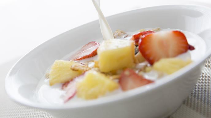 栄養価も高いフルーツ
