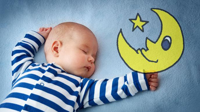 夜は赤ちゃんの部屋の暖房はどうする?
