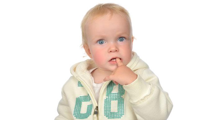 赤ちゃんが成長しても指さしをしない理由