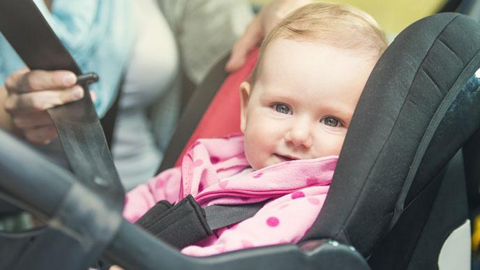 赤ちゃんと車でお出かけする前のチェック項目