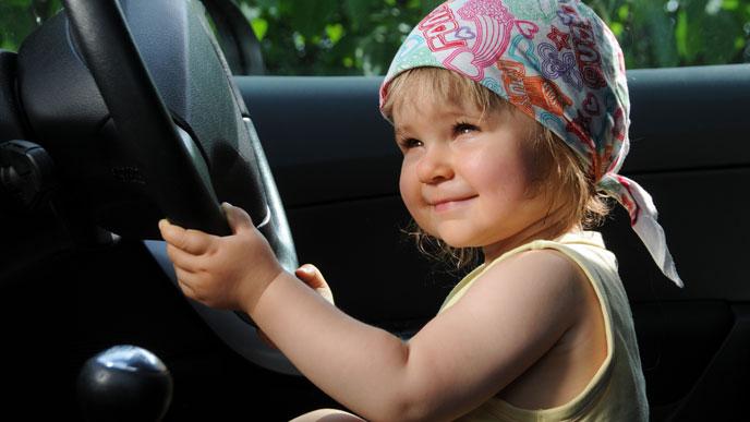 赤ちゃんと車に乗るときに気になること