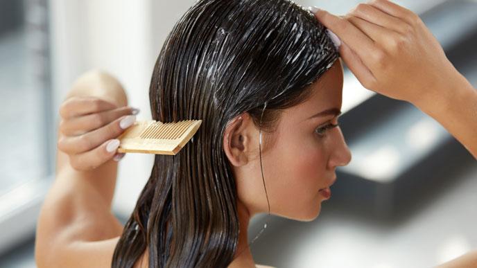 市販のヘアカラーリング剤は妊娠中の使用は注意