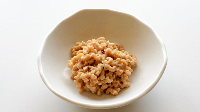 離乳食に使いやすいひきわり納豆