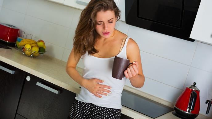 産後の便秘に悩んでいるママ