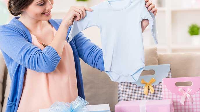 出産後に役立つプレゼント