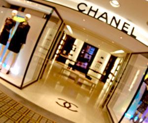 シャネルの店舗