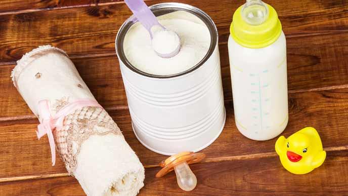 哺乳瓶・ミルクセット