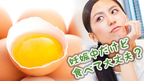 妊婦が生卵を食べる時の注意点7つサルモネラ菌の正体は?