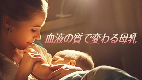 母乳は血液から作られる!質の良い母乳にする4つのコツ