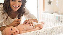 赤ちゃんのおむつ替え頻度一日何回取り替えるか15人のママに聞いてみた