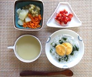 離乳食中期の食器