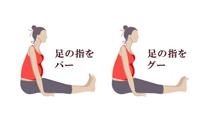 妊娠体操1
