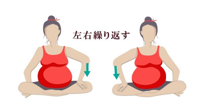 妊娠体操2