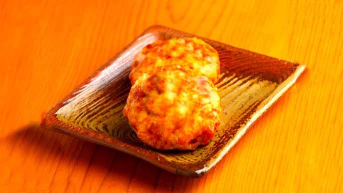 豆腐ハンバーグ完成品