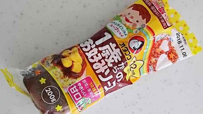 1歳から使えるお好み焼きソース