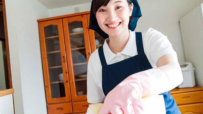 民間の家事代行サービス