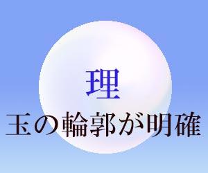 理の漢字の意味